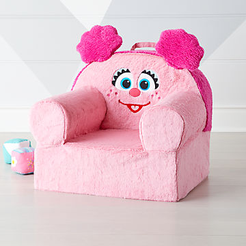 Personalized Kids Armchairs: The Nod Chair   Crate and Barrel