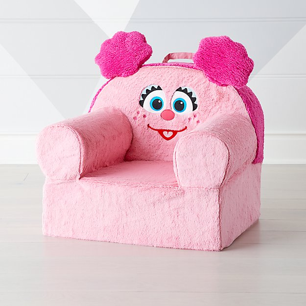 1000 Sesame Street Quotes On Pinterest: Sesame Street Large Furry Abby Cadabby Nod Chair + Reviews