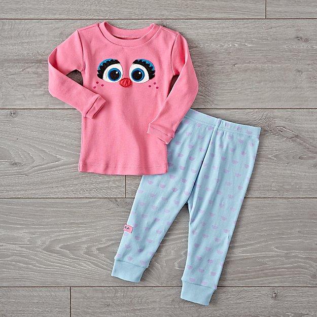 732dbdd70fe0 Sesame Street Abby Cadabby 18-24 Months Pajama Set + Reviews