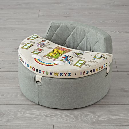 Enjoyable Sesame Street Baby Activity Chair Gmtry Best Dining Table And Chair Ideas Images Gmtryco