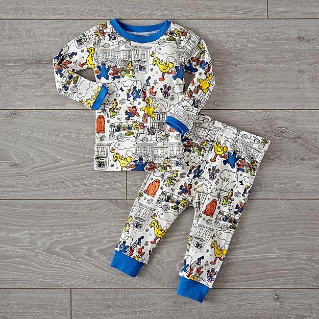 e8b73dcc5870 Sesame Street Comic 6-12 Months Pajama Set + Reviews