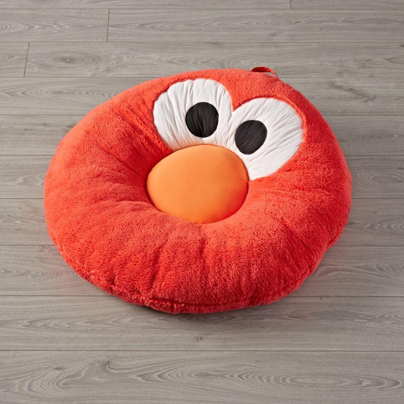 6dc21afe49 Sesame Street Elmo Baby Nest + Reviews | Crate and Barrel