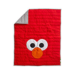 Sesame Street All Eyes Elmo Toddler Bedding Crate And Barrel