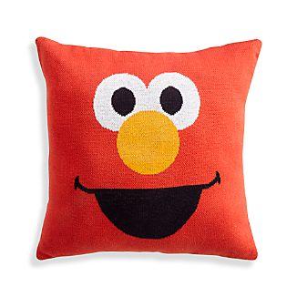 Beau Red Throw Pillows