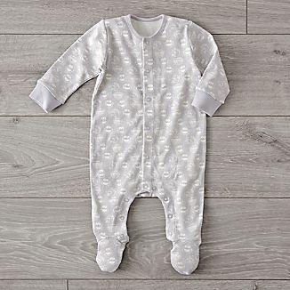 3e09eed74 Footie Pajamas