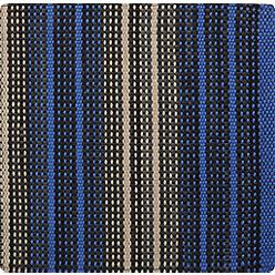 Sachi Blue Stripe Indoor/Outdoor Rug   Crate and Barrel