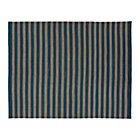 SachiStripeTeal8x10RugS17