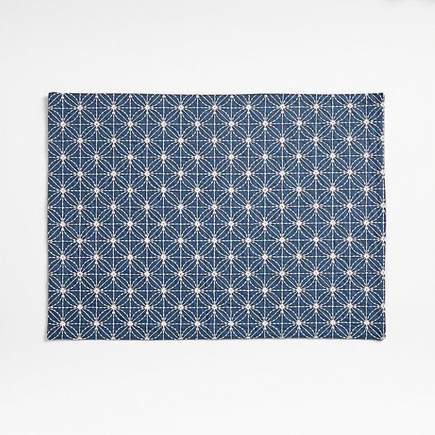 Saku Embroidered Placemat - Image 1 of 4