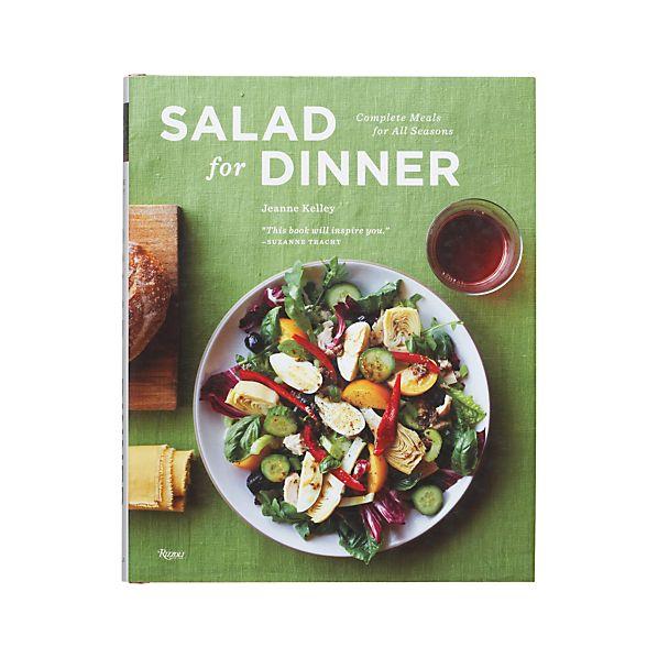 Salad for Dinner Cookbook