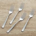 Set of 4 Salad Forks
