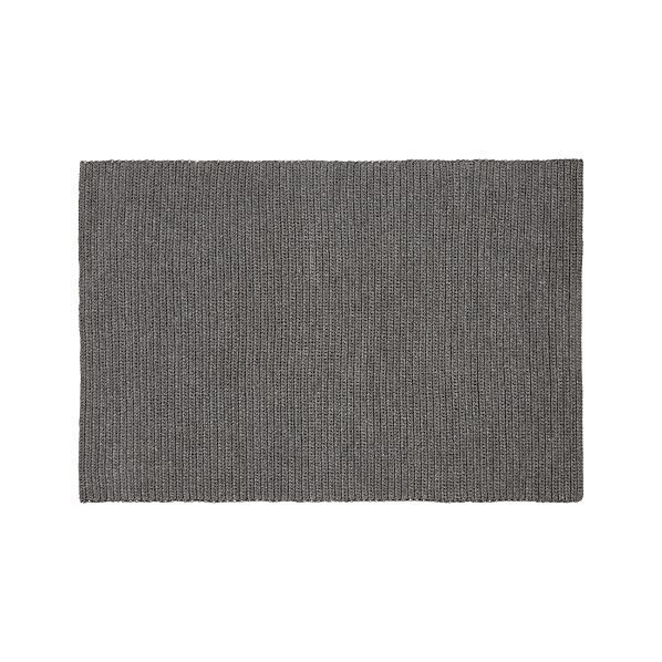 SalomeCharcoal6x9RugS17