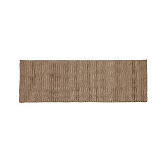 Salome Sand Indoor/Outdoor 2.5'x8' Rug Runner