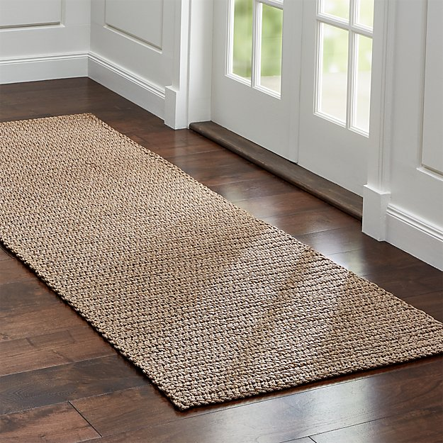 Salome Sand Indoor/Outdoor Rug | Crate and Barrel