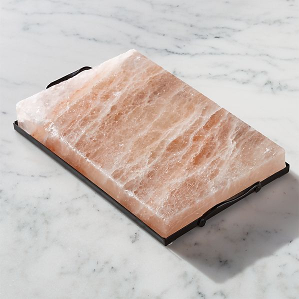 Himalayan Salt Block And