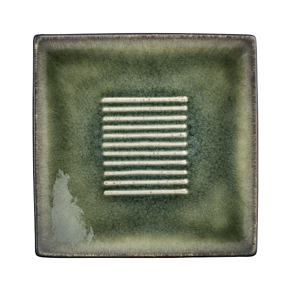 "Samoa 5.25"" Square Plate"
