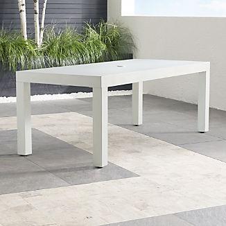 "Sandstone 79"" Rectangular Dining Table"