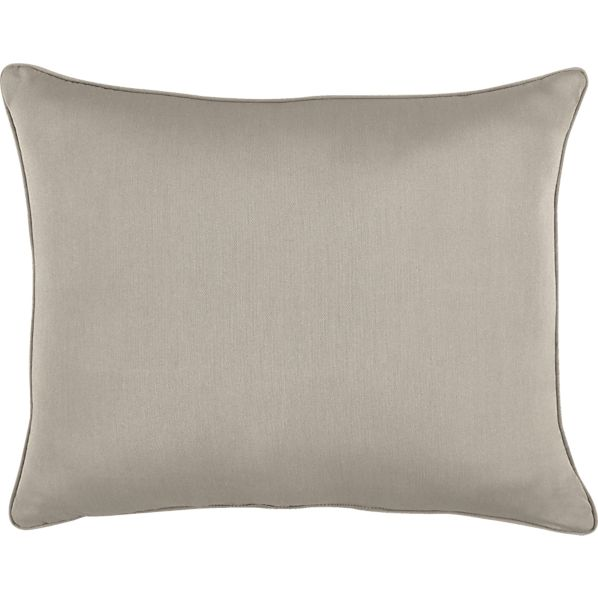 Sanibel Sunbrella ® Stone Back Pillow