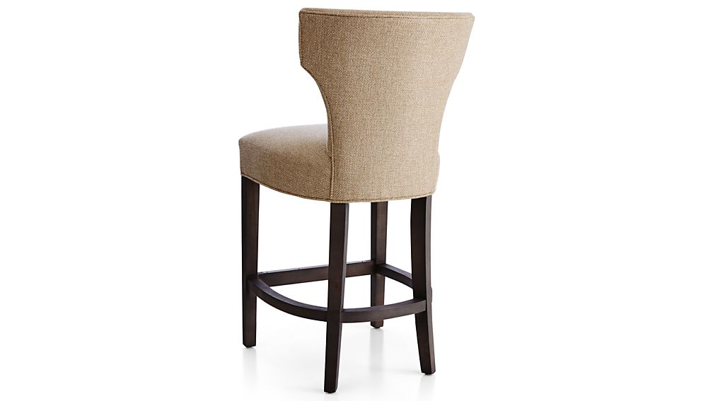 Sasha Upholstered Counter Stool