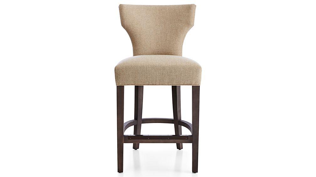 Sasha Upholstered Bar Stool