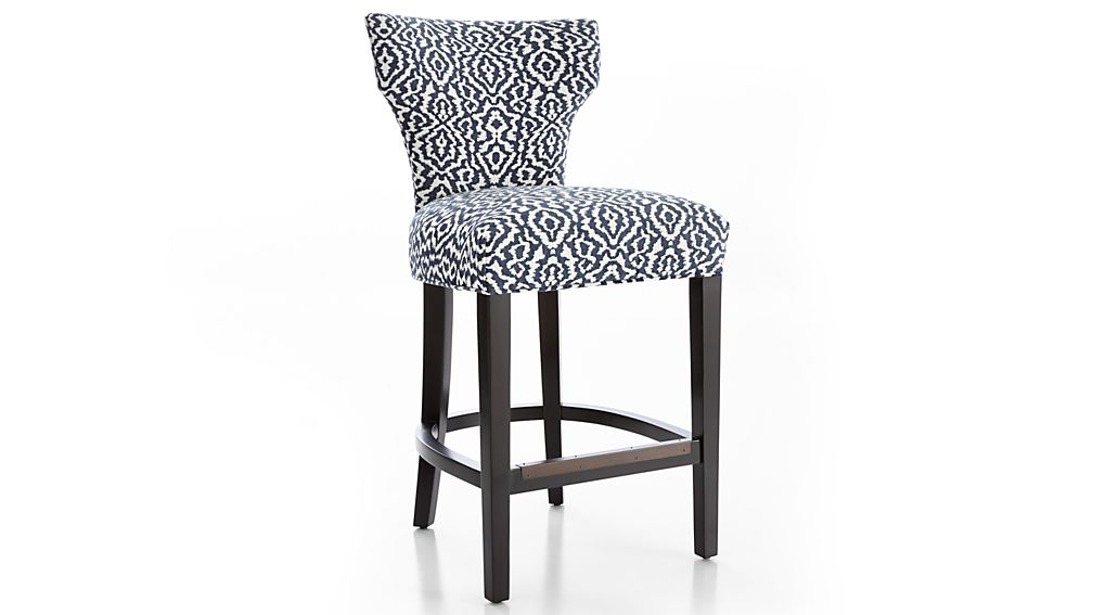 Sasha Upholstered Bar Stool