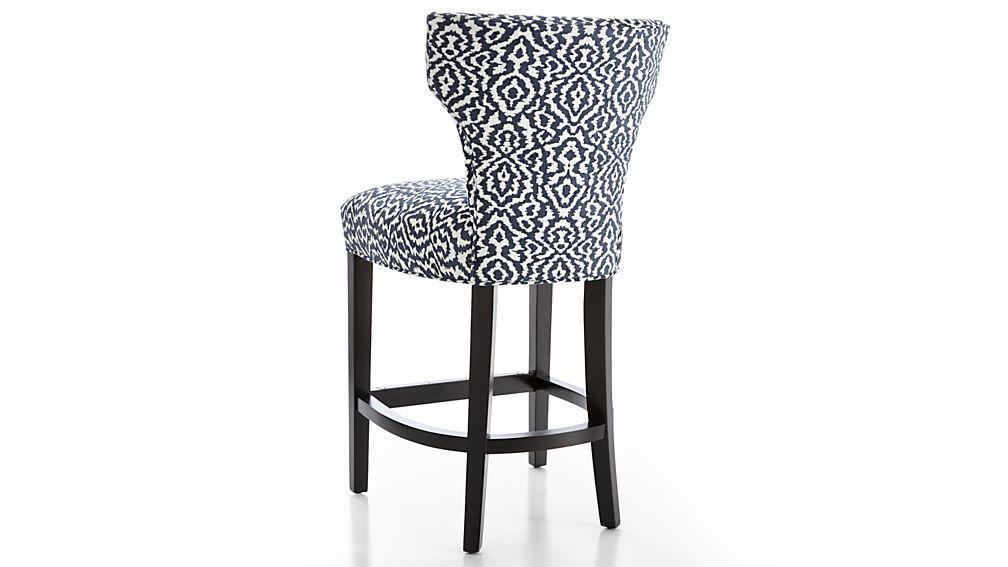 Sasha Upholstered Counter Stool