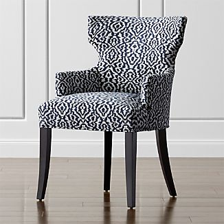 Dining Arm Chairs Crate and Barrel