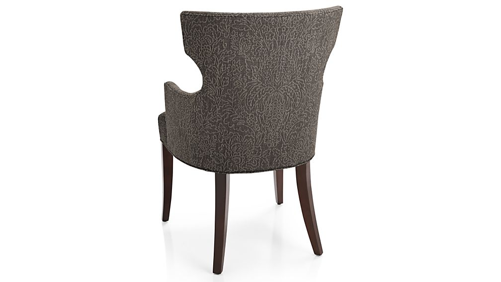 Sasha Upholstered Dining Arm Chair
