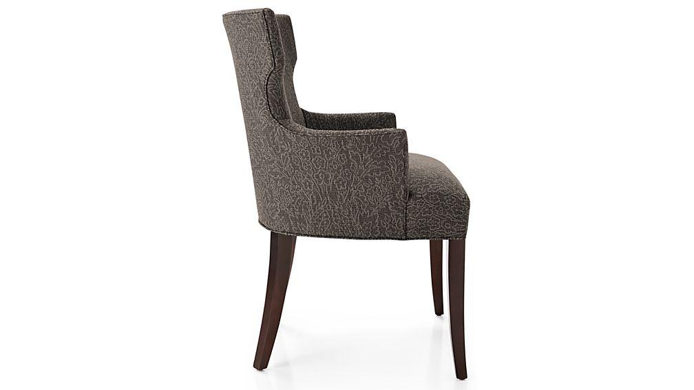 Sasha Upholstered Dining Arm Chair