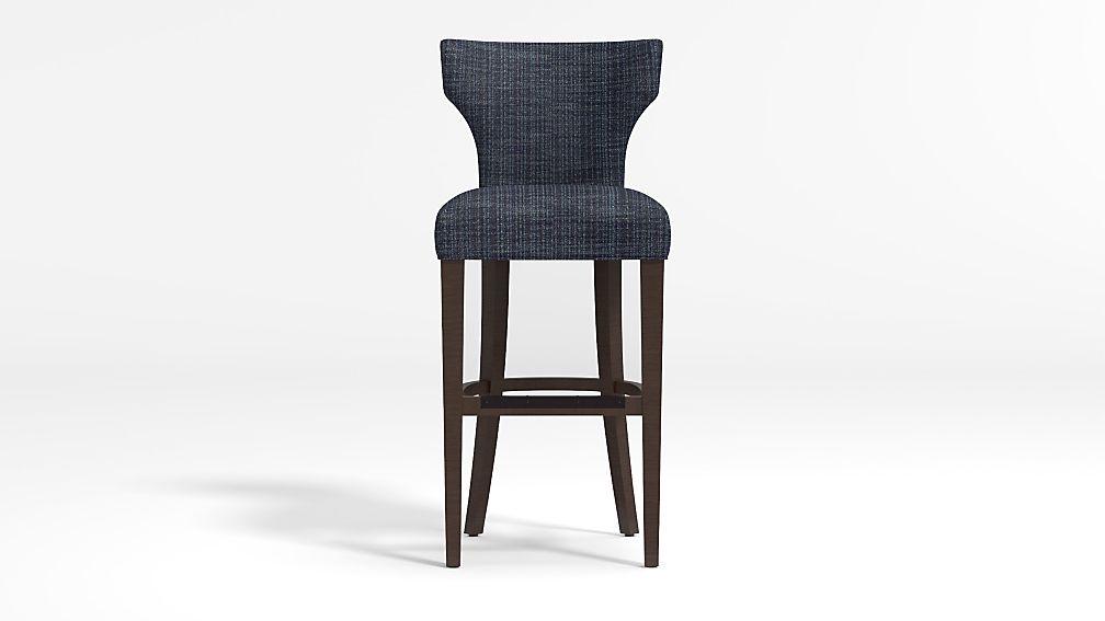 Sasha Upholstered Bar Stool - Image 1 of 5