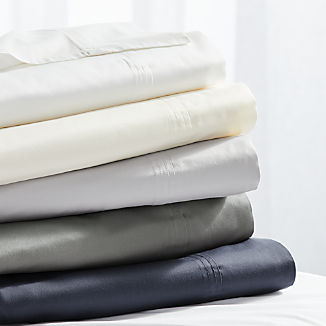 400 Thread Count Sateen Sheet Sets
