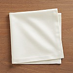 Sateen Ecru Cloth Dinner Napkin