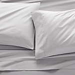 Dove Grey Sateen Sheet Set Queen