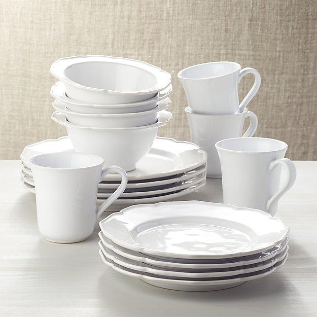Savannah 16-Piece Dinnerware Set