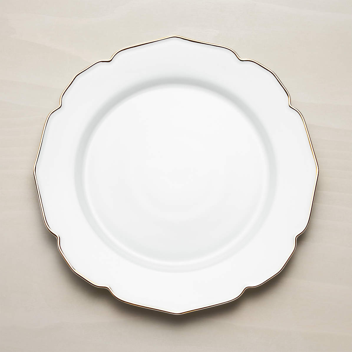 Gold Rimmed Plates Reviews Crate And Barrel