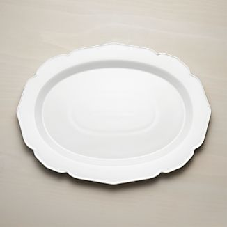 Savannah Oval Platter