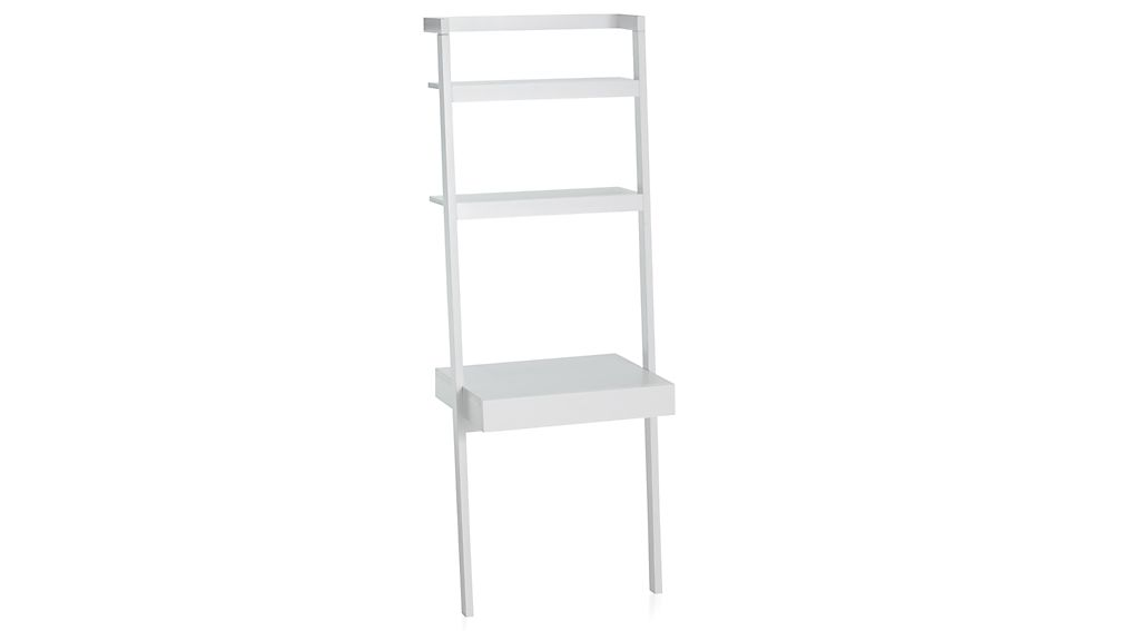 Ladder Tv Stand Shelves Media Ladder Images Winsome