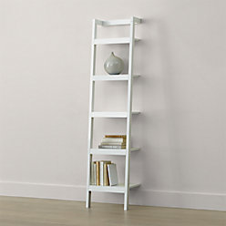 Sawyer Low White Media Stand Reviews Crate And Barrel