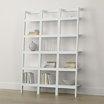 Fabulous Bookcases Wood Metal And Glass Crate And Barrel Interior Design Ideas Clesiryabchikinfo