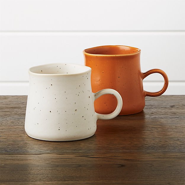Scandi Matte Mugs