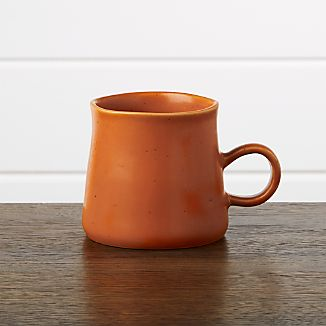 Scandi Matte Terra Cotta Mug