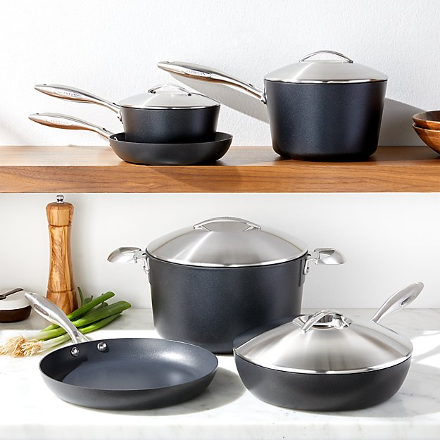 SCANPAN ® Professional 10-Piece Cookware Set - Image 1 of 3
