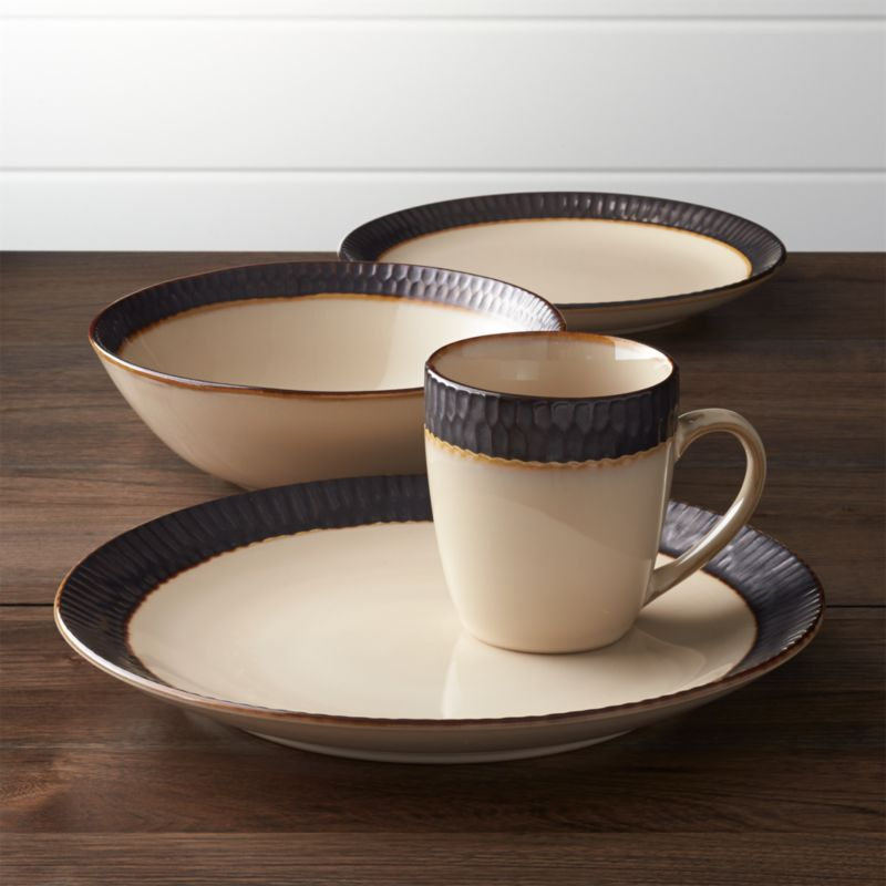 Scavo Dinnerware Crate And Barrel