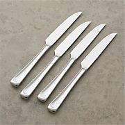 Scoop Steak Knives, Set of 4