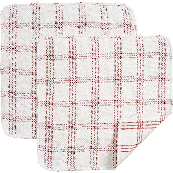 Set of 2 Scour Dishcloths