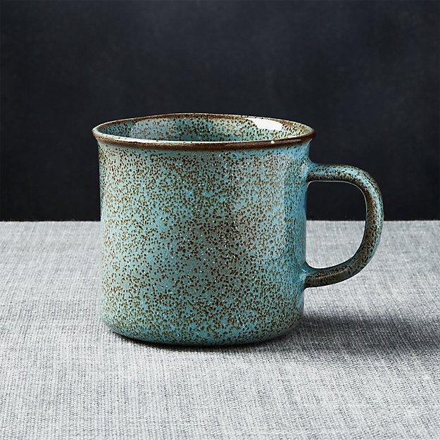 Scout Teal Mug