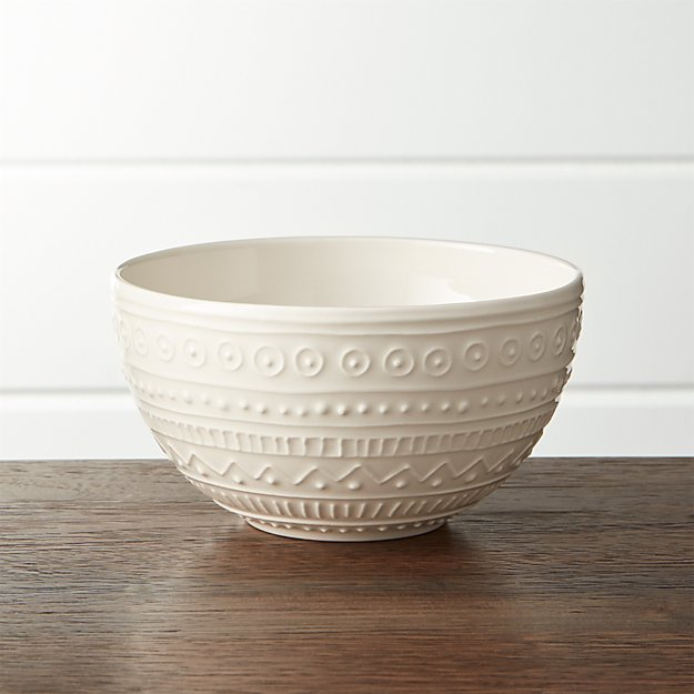 Scribe Cereal Bowl