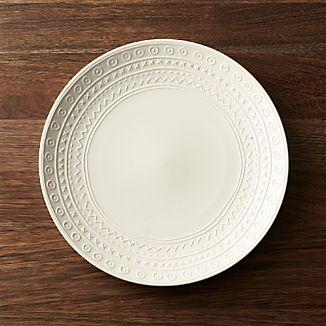 Scribe Dinner Plate