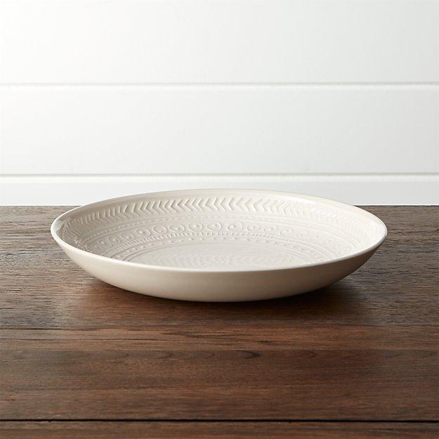 Scribe Low/Pasta Bowl