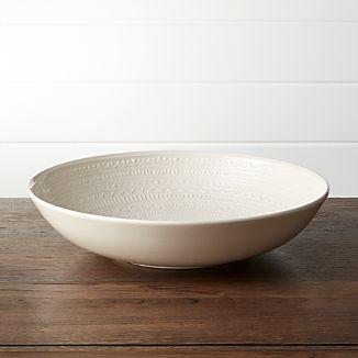 Scribe Serve Bowl