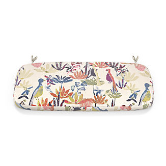 Scroll Tropic Inside Out ® Bench Cushion
